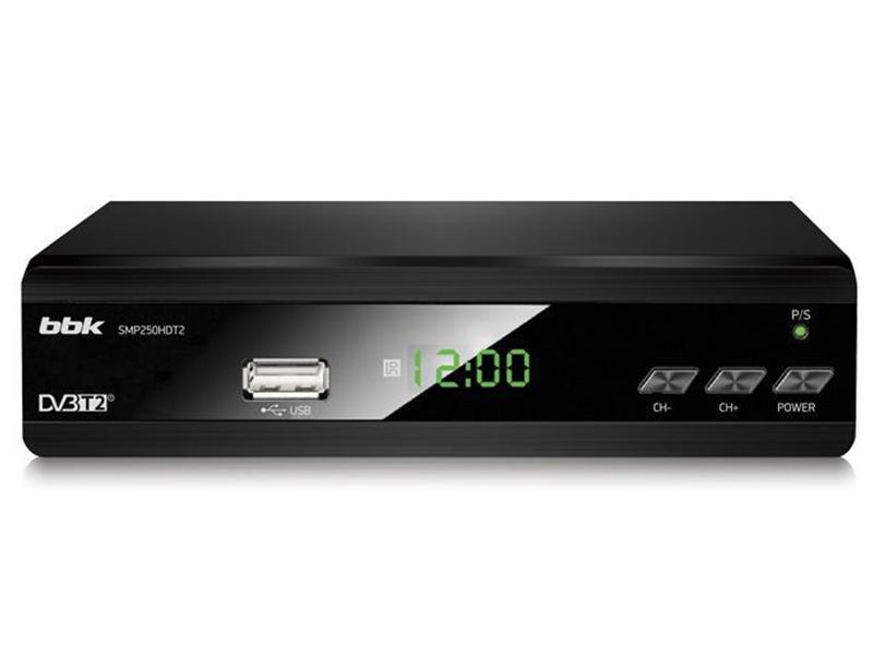 BBK DVB-T2 SMP250HDT2