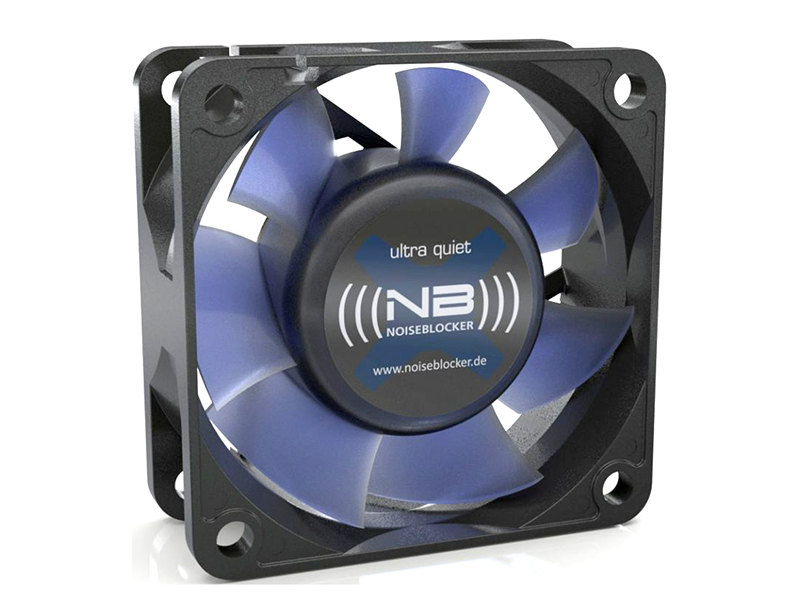 Вентилятор Noiseblocker BlackSilentFan XR-1 60x60x25mm 1600rpm