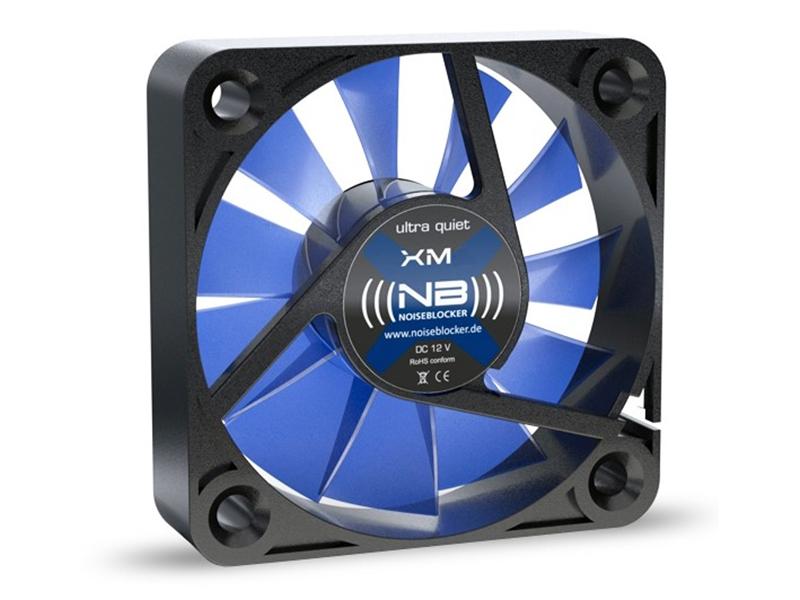 Вентилятор Noiseblocker BlackSilentFan XM-2 40x40x10mm 3800rpm