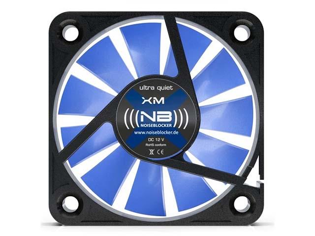 Вентилятор Noiseblocker BlackSilentFan XM-1 40x40x10mm 2800rpm