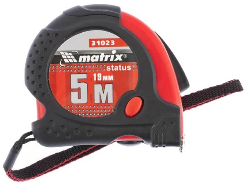 Рулетка Matrix Status 5m x 19mm 31023