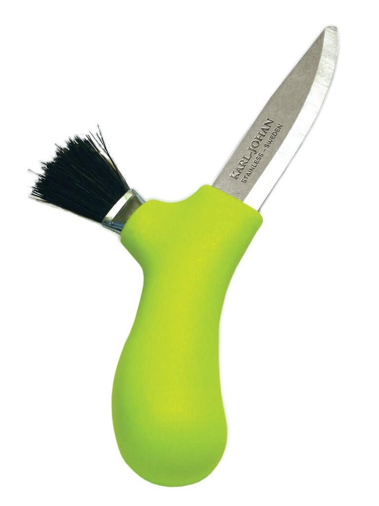 Нож Morakniv Karl-Johan Lime 10935 - длина лезвия 62мм