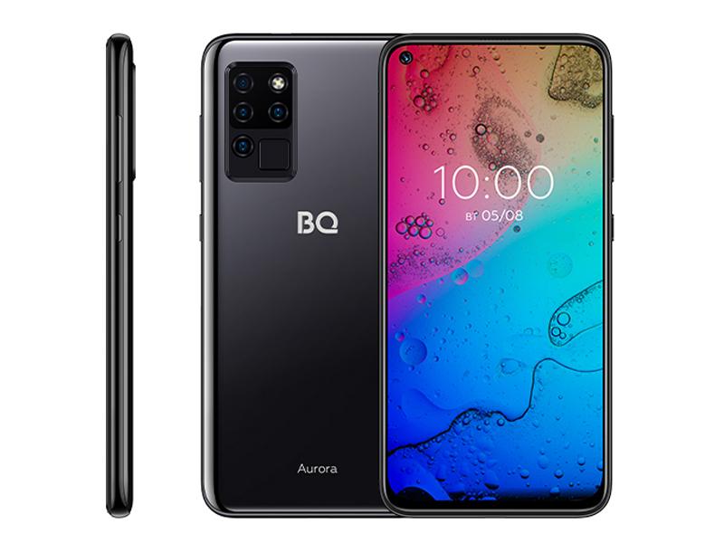 Сотовый телефон BQ 6430L Aurora Black