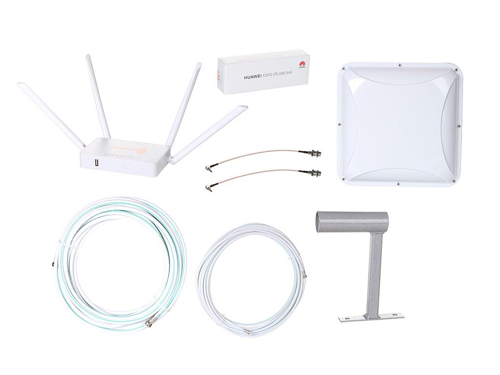 Комплект для усиления интернета 3G/4G CXDigital Master Go