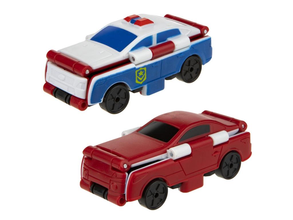 Патрульная машина-спорткар 1Toy Transcar Double Т18287