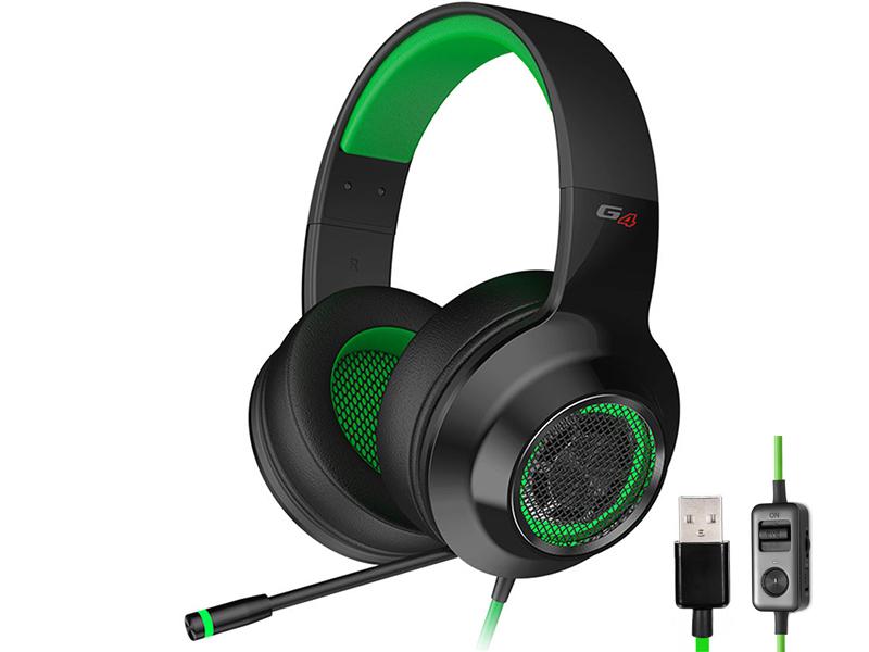Наушники Edifier G4 Green