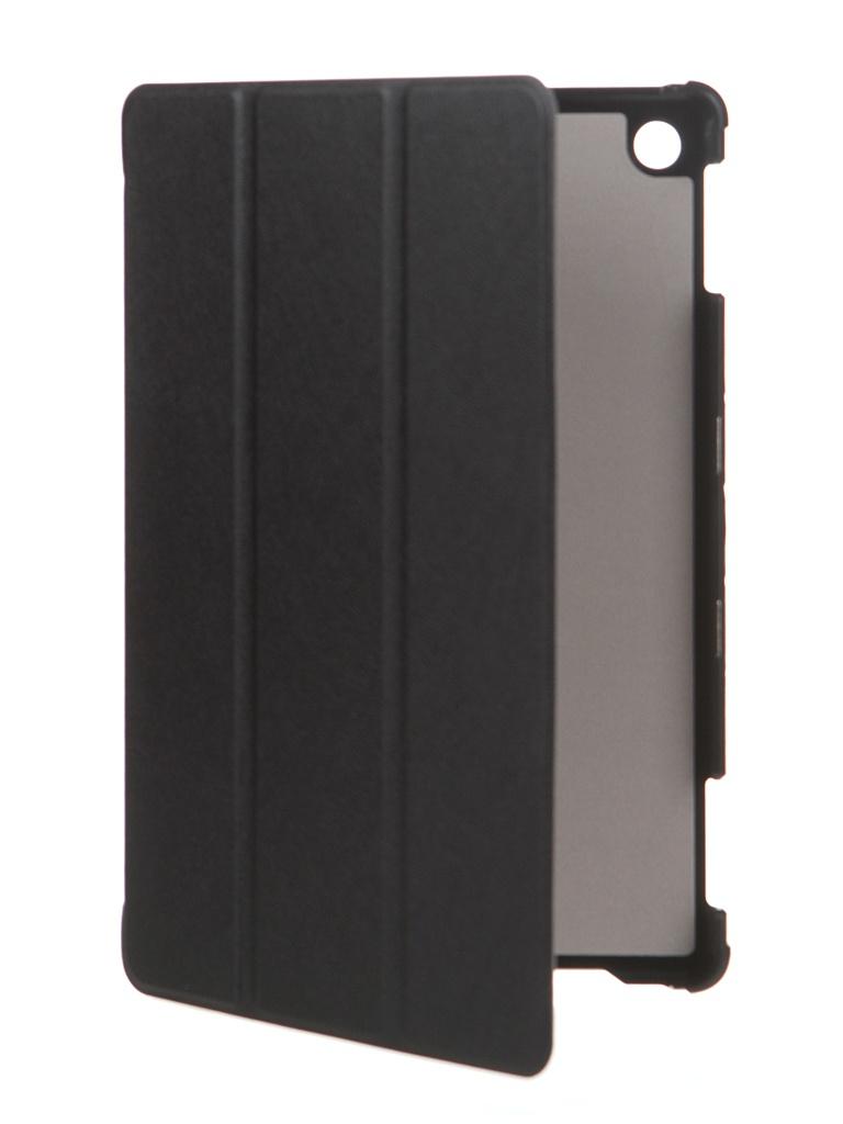 Чехол Zibelino для Huawei MediaPad M5 Lite 10.1 с магнитом Black ZT-HUA-M5-LIT-10.1-BLK