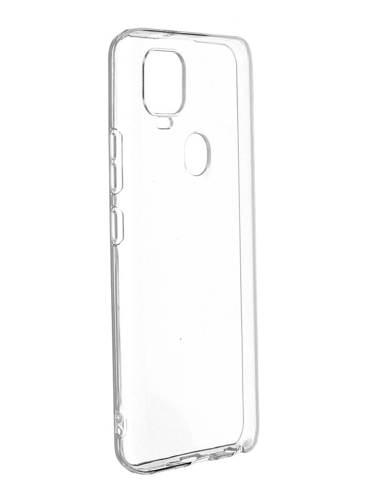 Чехол Zibelino для ZTE Blade V2020 Ultra Thin Case Transparent ZUTC-ZTE-V2020-WHT
