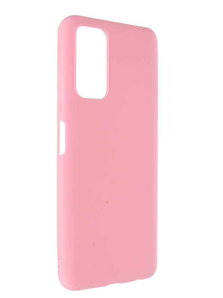 Чехол Zibelino для Honor 10X Lite Soft Matte Pink ZSM-HON-10X-LITE-PNK