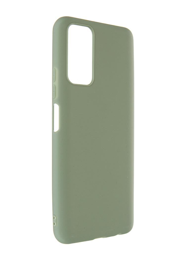 Чехол Zibelino для Honor 10X Lite Soft Matte Olive ZSM-HON-10X-LITE-OLV