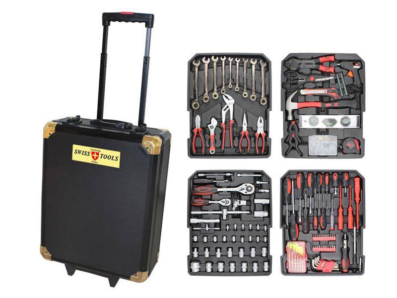 Набор инструмента Swiss Tools ST-1073