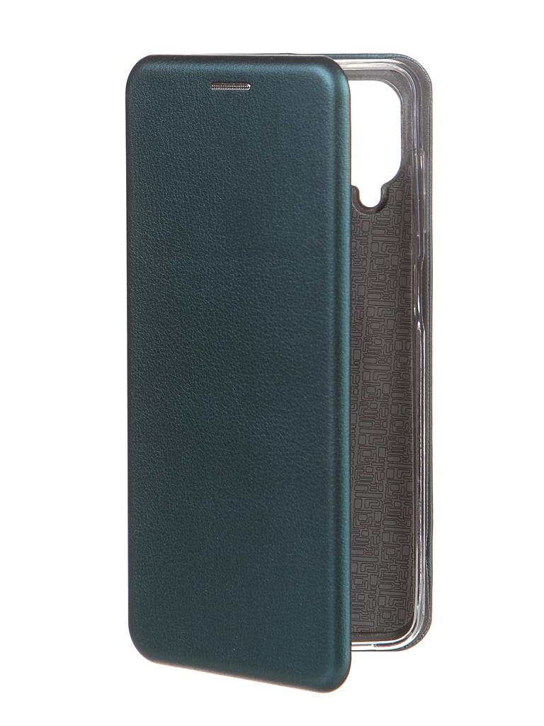 Чехол Zibelino для Samsung A12 (A125) Book Emerald ZB-SAM-A12-EML