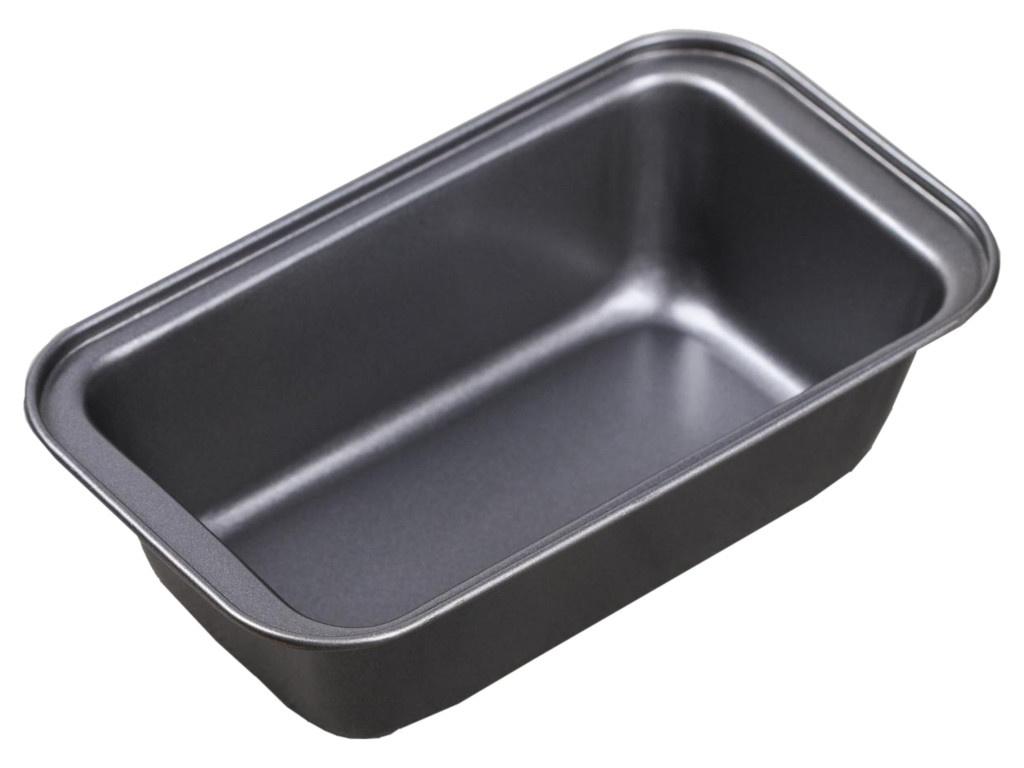 Фото - Форма для выпечки Доляна Жаклин Хлеб 20x11cm 1211004 форма для выпечки доляна жаклин круг 2803201 31 6х21 8х3 5 см