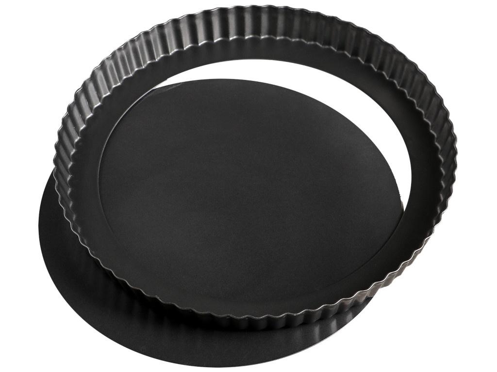 Фото - Форма для выпечки Доляна Жаклин 28x28cm 1290698 форма для выпечки доляна жаклин круг 2803201 31 6х21 8х3 5 см