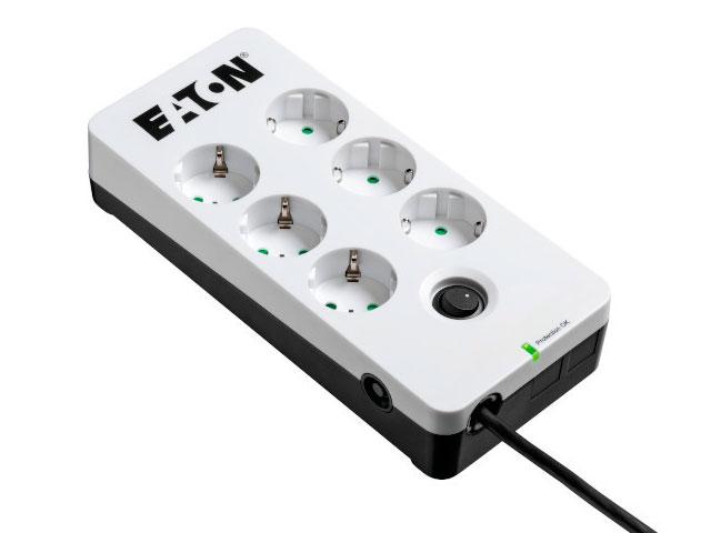 Сетевой фильтр Eaton Protection Box 6 Din Sockets 1.8m PB6D