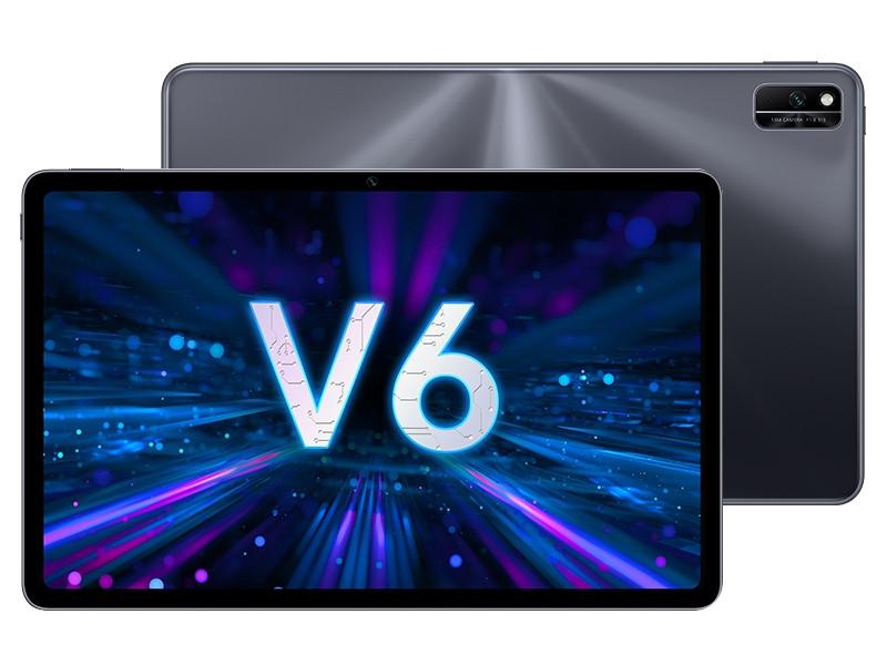Планшет Honor Pad V6 53011ETA (HiSilicon Kirin 985 2.58GHz/6144Mb/128Gb/GPS/Wi-Fi/Bluetooth/Cam/10.4/2000x1200/Android)