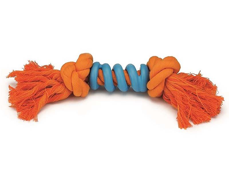Игрушка для собак Beeztees Канат с 2-мя узлами 32cm 640972 / 39757
