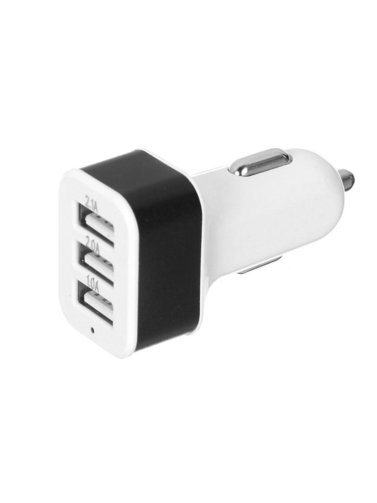 Зарядное устройство Red Line АС-13 Lite Tech 3 USB 1A Black УТ000023701