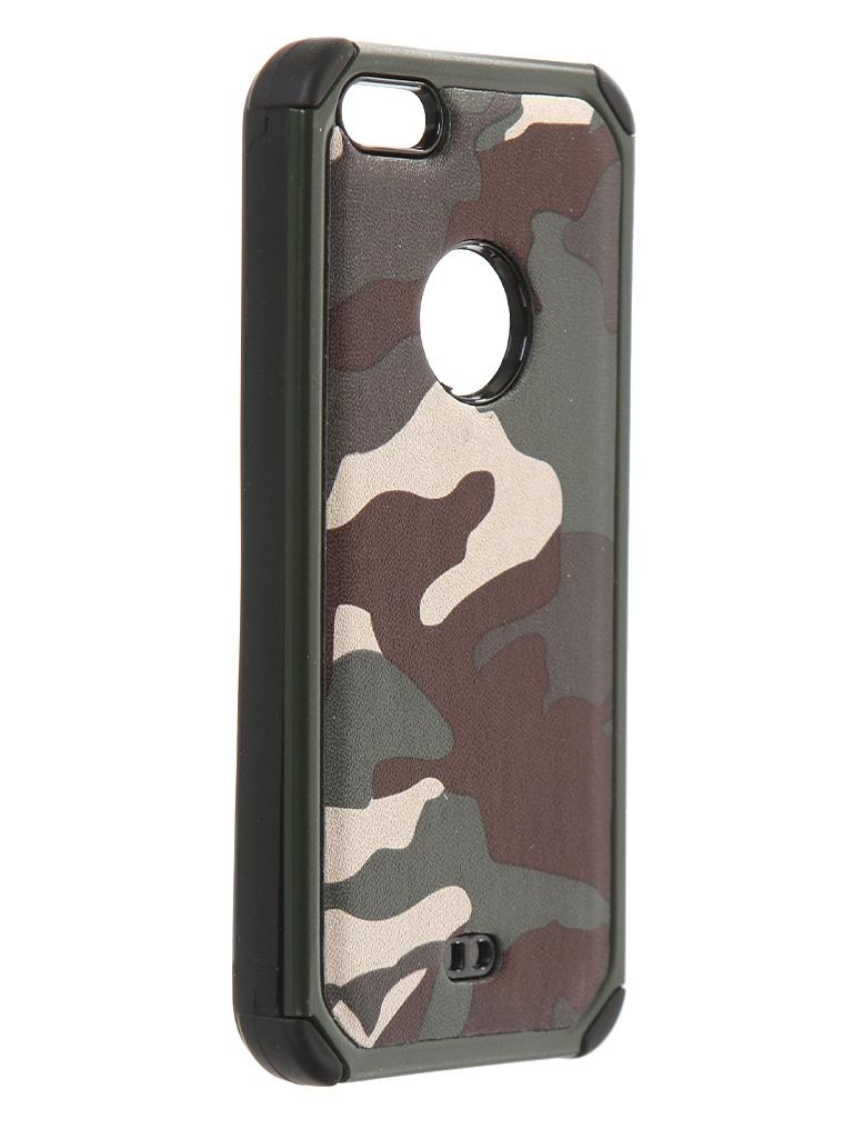 Чехол Activ для APPLE iPhone 5/iPhone 5S/iPhone SE SC094 Military 81014