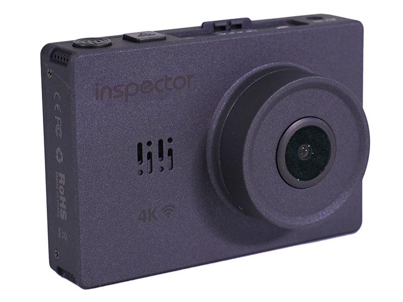 Видеорегистратор Inspector 4K Viva GPS