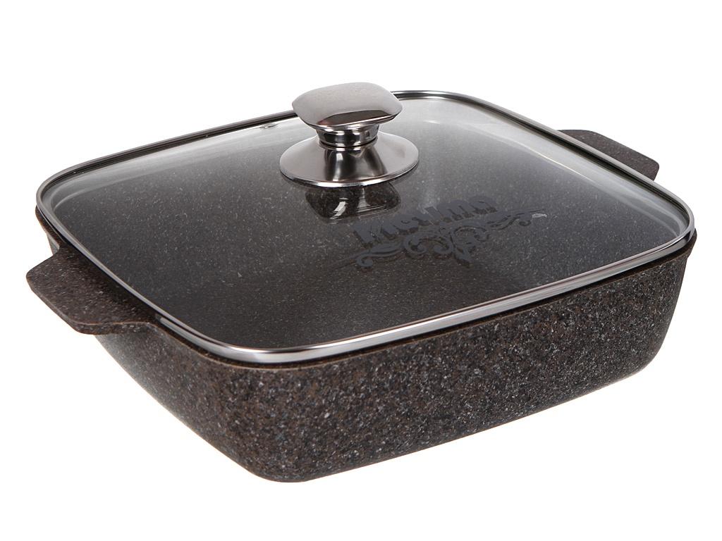 Сковорода Мечта Premium 26х26cm Mokko 38902