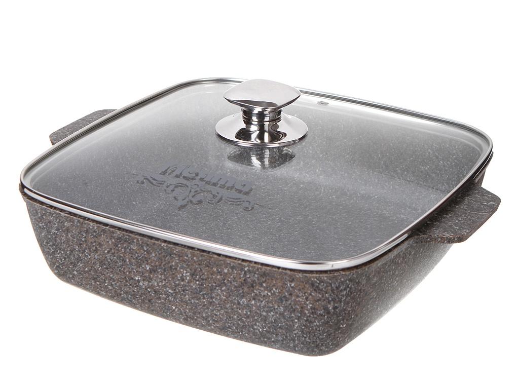 Сковорода Мечта Premium 28х28cm Mokko 39902