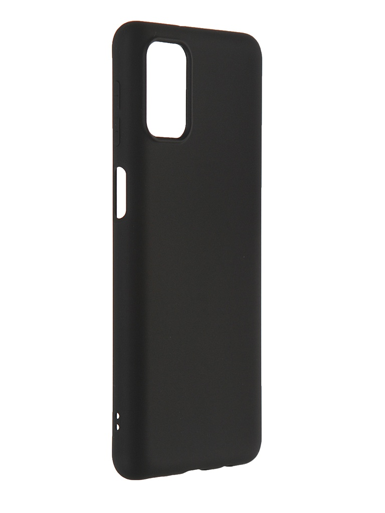 Чехол Svekla для Samsung Galaxy M31S M317F Silicone Black SV-SGM317F-MBL