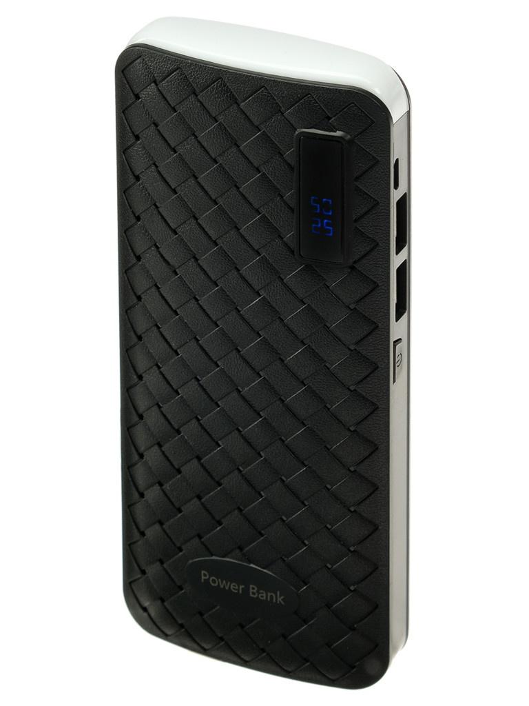 Внешний аккумулятор Luazon 6000mAh Black 4311111