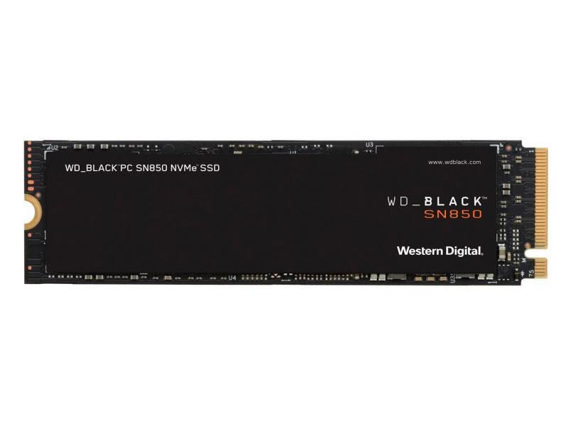 Твердотельный накопитель Western Digital WD Black SN850 1Tb WDS100T1X0E