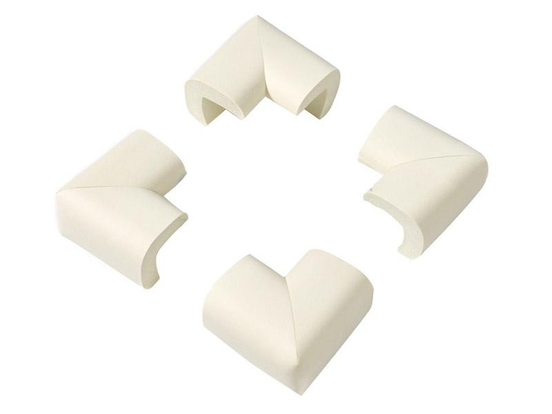 Накладки-протекторы для мебели Halsa 4шт HLS-S-106W