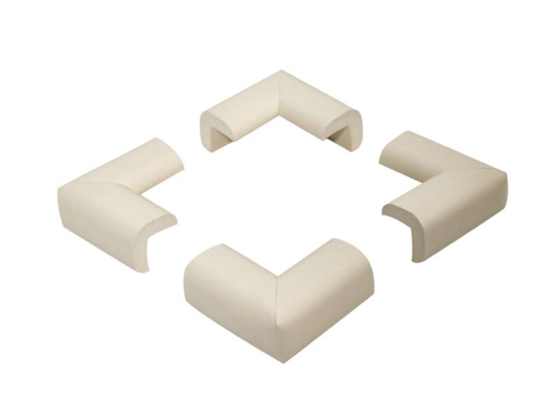 Накладки-протекторы для мебели Halsa 4шт HLS-S-107W