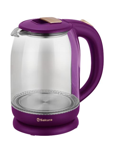 Фото - Чайник Sakura SA-2709V 1.8L чайник sakura sa 2159wbl 1 8l
