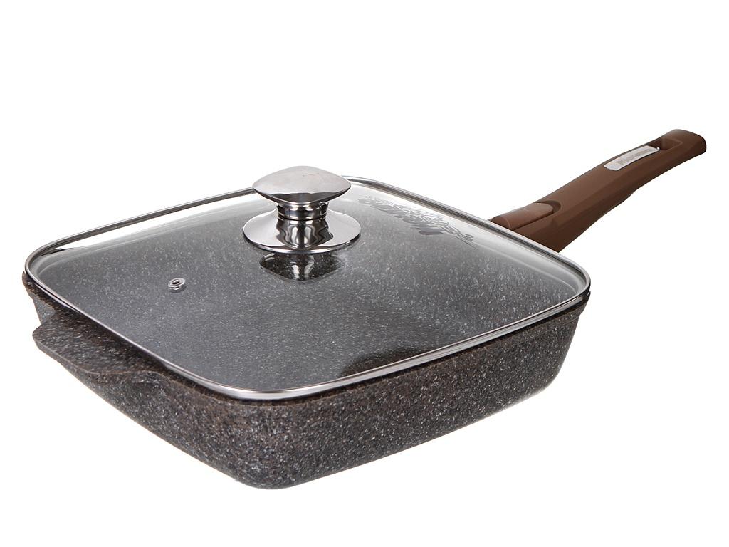 Сковорода Мечта Premium 26х26cm Mokko С027902
