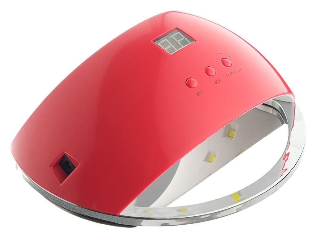 Фото - Лампа для сушки гель-лака Luazon LUF-22 Red 3640461 чайник luazon lsk 1809 red