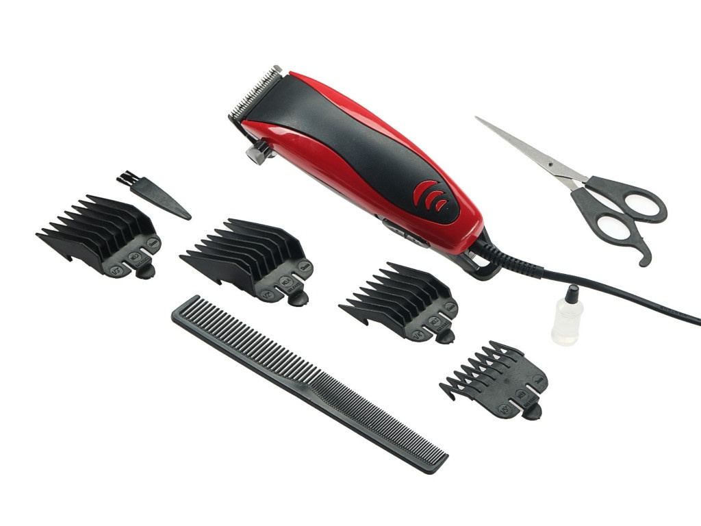 Фото - Машинка для стрижки волос Luazon LTRI-14 Red 2810429 чайник luazon lsk 1809 red