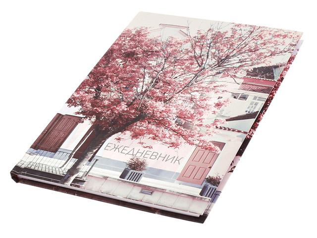 Ежедневник ArtFox Розовое дерево A5 80 листов 2718452