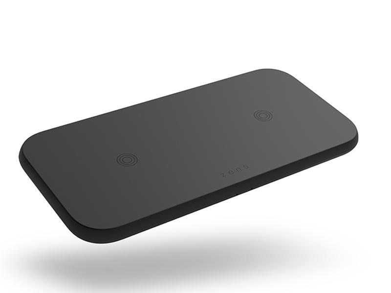 Зарядное устройство Zens Dual Fast Wireless Charger 2 x 10W ZEDC12B/00
