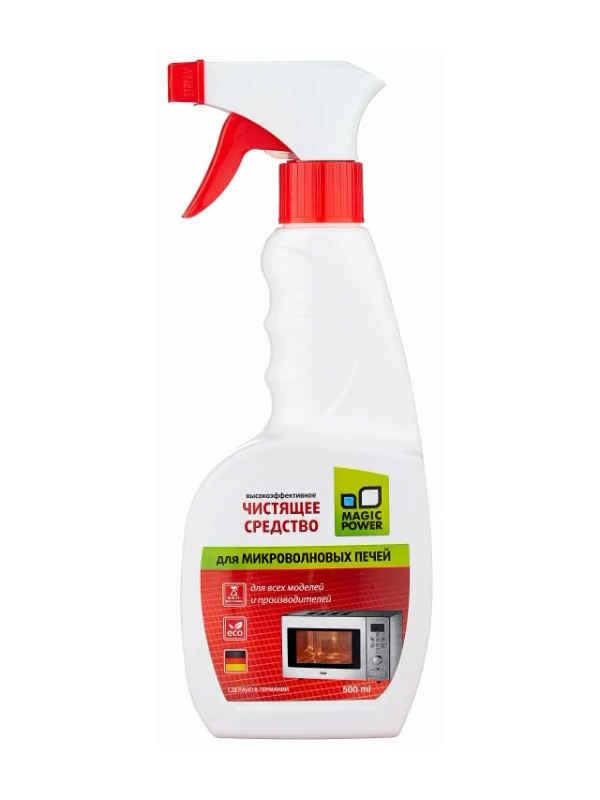 Фото - Чистящее средство для микроволновых печей Magic Power MP-010 500ml средство для микроволновых печей brezo 97041