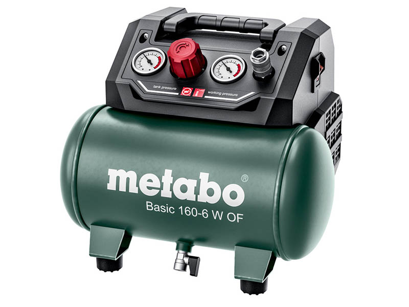 Компрессор Metabo Basic160-6WOF601501000