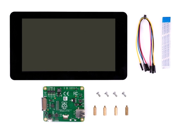Дисплей Raspberry Pi Touch Display 7