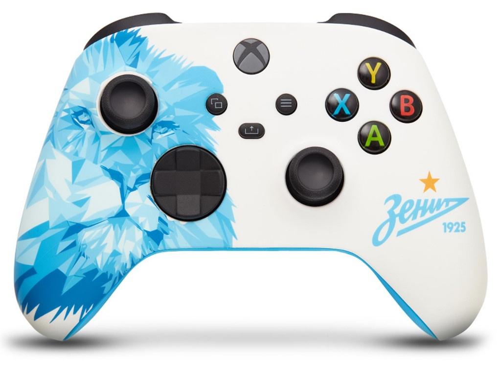 Геймпад Rainbo Xbox Series S / X Zenit Lion