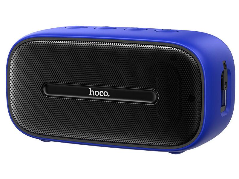 Колонка Hoco BS43 Cool Blue