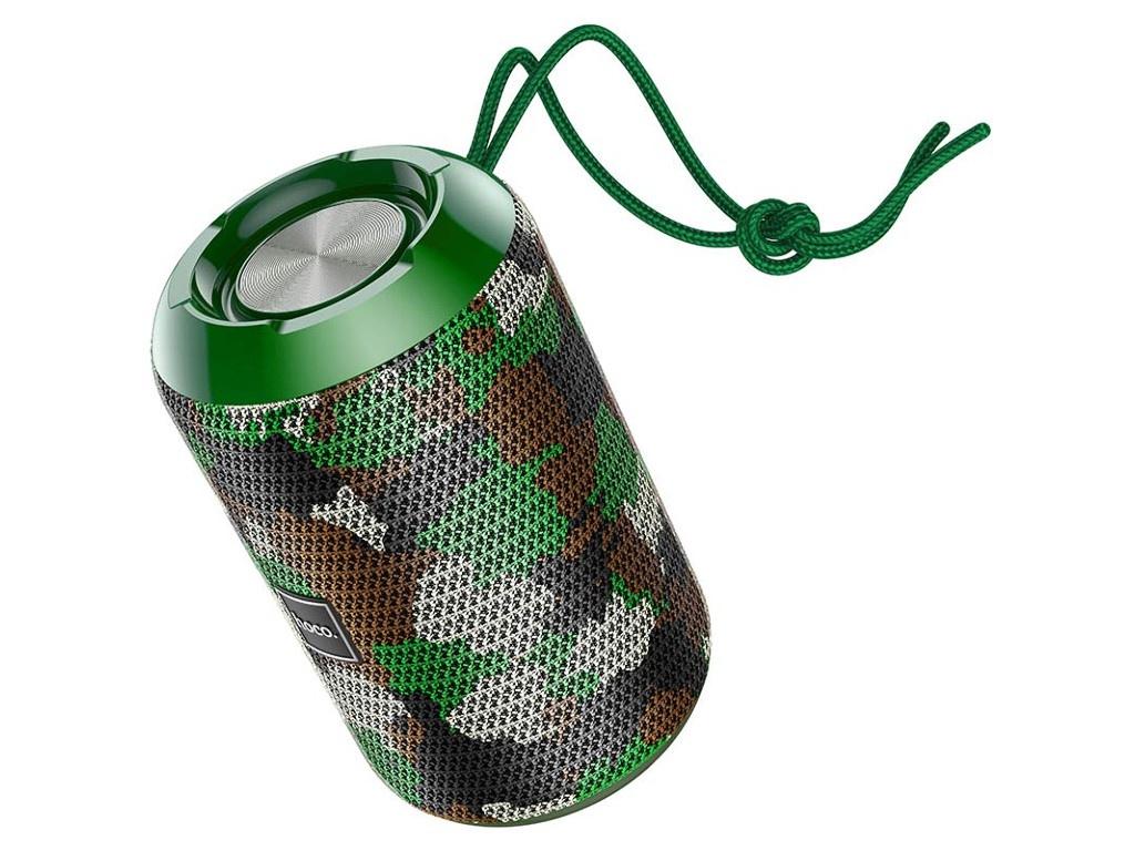 Колонка Hoco HC1 Trendy Green Camouflage