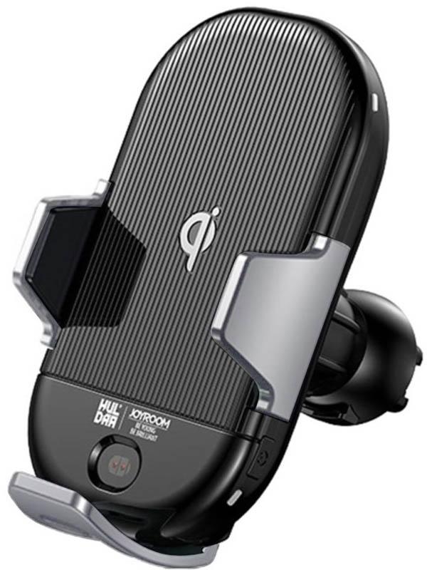 Держатель JoyRoom JR-ZS187 Speedy 2in1 Black