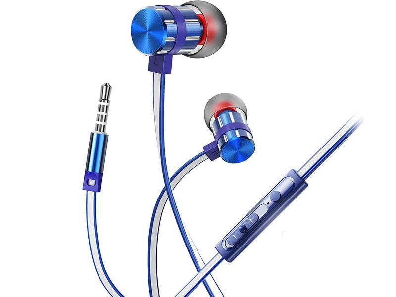 Фото - Наушники Borofone BM48 Acoustic Blue наушники borofone bm48 acoustic black