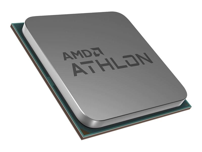 Процессор AMD Athlon 220GE (3400MHz/AM4/L2+L3 5120Kb) YD220GC6M2OFB OEM Выгодный набор + серт. 200Р!!!