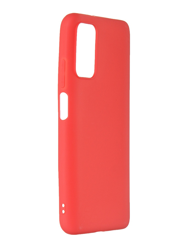 Чехол Zibelino для Xiaomi Poco M3 Soft Matte Red ZSM-XIA-M3-RED