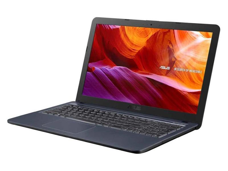 Ноутбук ASUS X543MA 90NB0IR7-M22070 (Intel Pentium N5030 1.1GHz/4096Mb/256Gb SSD/Intel HD Graphics/Wi-Fi/15.6/1366x768/Endless)