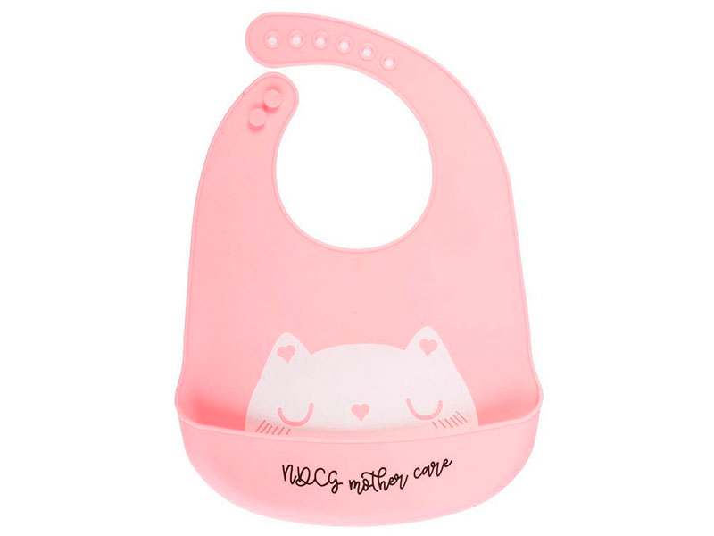 Нагрудник NDCG Mother Care Pink 05.4480-2