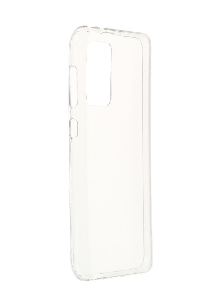 Чехол BQ для BQ-6430L Aurora Silicone Transparent
